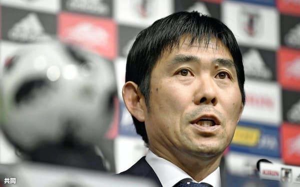 日本代表のチームと選手に求めたいのは大会を通じて成長することだ=共同