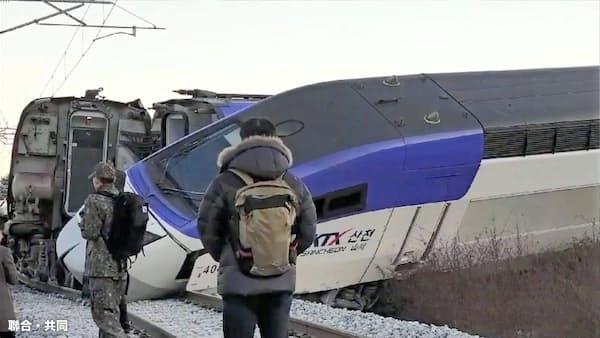 高速鉄道脱線事故で露呈した韓国公企業の無責任体質