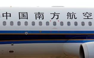 人民元安の影響で中国南方航空の足元の業績は悪化している=ロイター