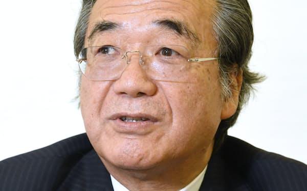 元日本債券信用銀頭取 藤井卓也