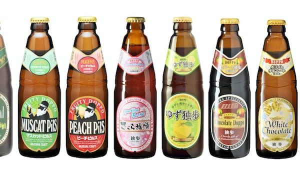 宮下酒造、クラフトビール生産能力2倍に 専門店向けに照準
