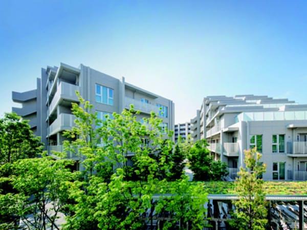 オリックスは大京と一体となり、複合開発を拡大する(大京のマンション)