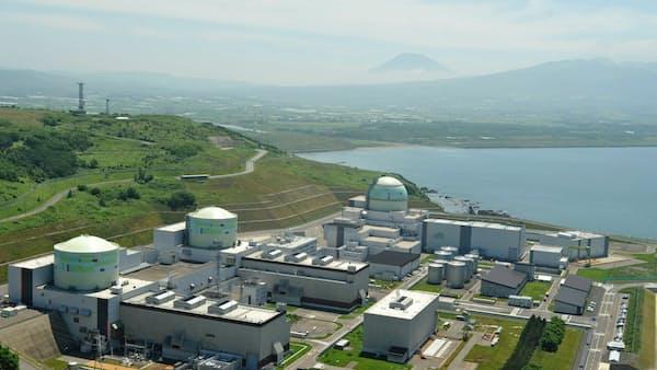 北海道電の泊原発、津波想定を一部上げ