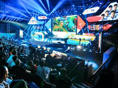 eスポーツ、企業も熱中 日本は出遅れ感