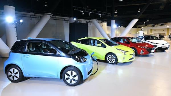 日本企業、脱炭素化急ぐ NTTは全車EVに