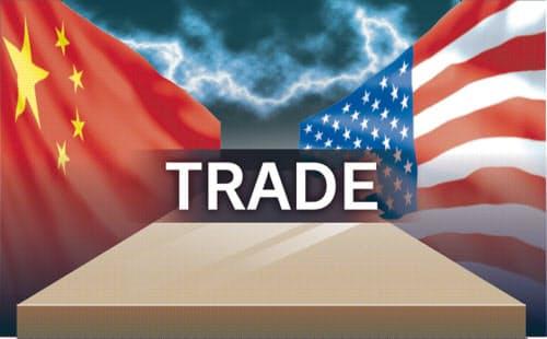関税を巡る米中の衝突は激化している