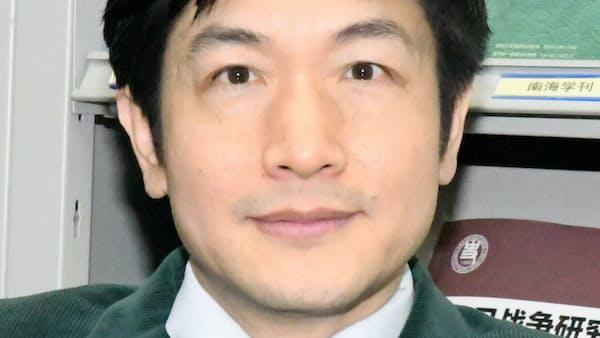 「防衛的」の主張は疑問 呉懐中・中国社会科学院日本研究所政治研究室主任