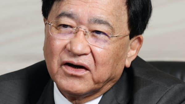 「最後は経営者のモラル」 三菱ケミHD・小林会長
