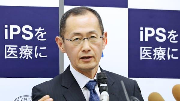 iPS備蓄を学外移管、京大山中氏「事業継続難しく」
