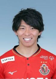 J1名古屋の佐藤寿人=Jリーグ提供・共同
