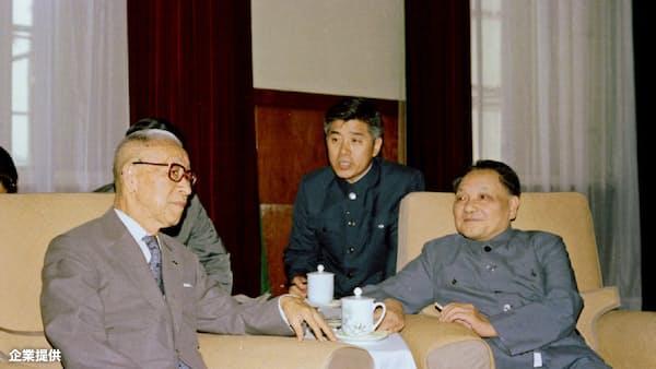 鄧小平氏が頼った松下幸之助氏 中国、改革開放貢献の外国人を表彰
