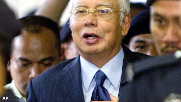 マレーシア検察、ゴールドマンと元社員を起訴