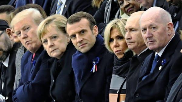 欧州統合、問われる耐久力