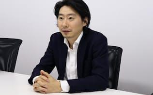 「宇宙は投資分野としての注目が確実に高まってきた」という(袴田武史CEO)