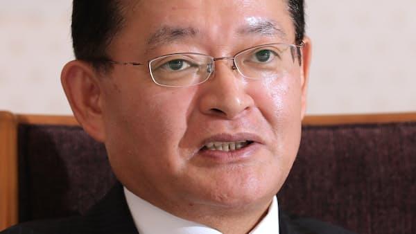 「社会インフラで業界標準狙う」 東芝・車谷CEO