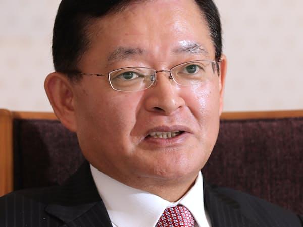 東芝 車谷暢昭会長兼CEO