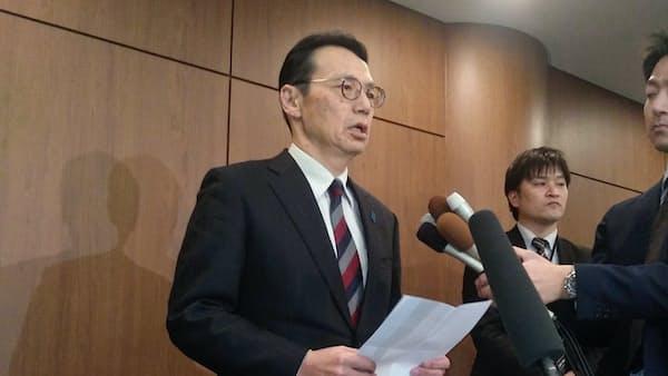 海自レーダー照射、韓国に再発防止要求 日韓外務省局長が協議