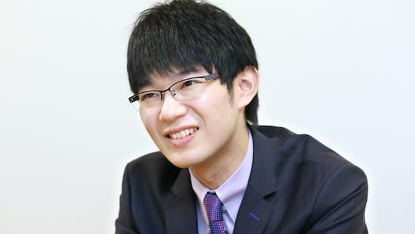 新春棋談 会心の譜 将棋 斎藤慎太郎王座