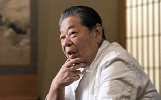 日本料理を世界に発信することで日本の問題解決を模索する菊の井・村田吉弘代表取締役