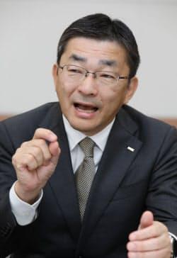 高橋誠KDDI社長