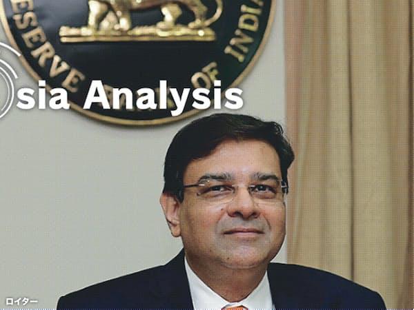 突如辞任したインド準備銀のパテル前総裁は、短い声明で理由を「個人的な事情」としたが…=ロイター