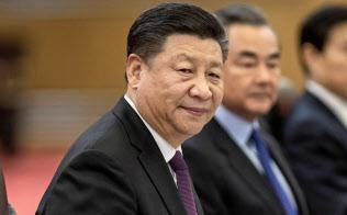 積極的な経済対策でも中国経済の減速は避けられそうにない(習近平国家主席)=ロイター