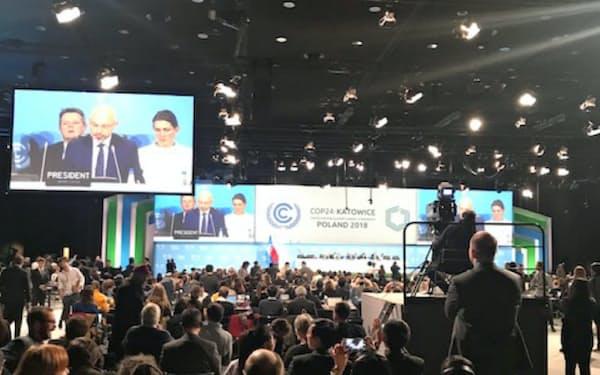 COP24は丸1日延長後、ようやくパリ協定の実施指針を採択した