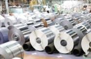 フェロクロムはステンレス鋼の原料となる