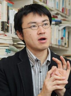 すずき・ひろひと 京都大卒業後、東京大大学院博士課程修了。東京大大学総合教育研究センター特任助教などを経て、現在は東洋大研究助手。専門は歴史社会学。著書に「『元号』と戦後日本」など。38歳。