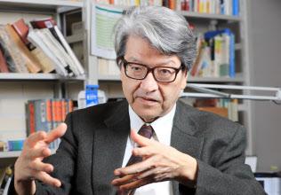 岩井克人 国際基督教大学特別招聘教授
