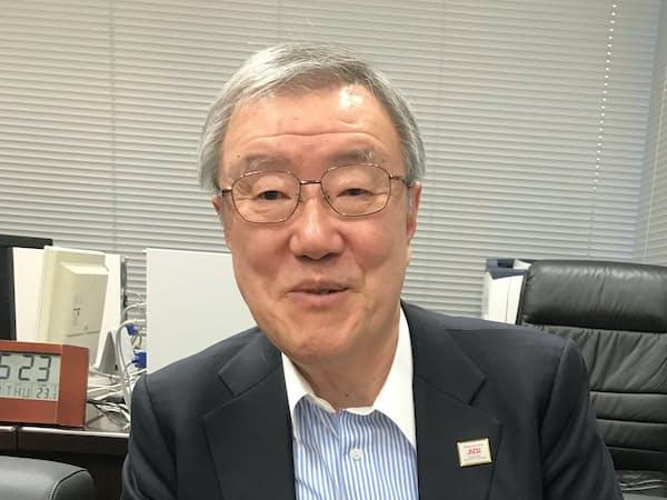 立命館アジア太平洋大学の出口治明学長