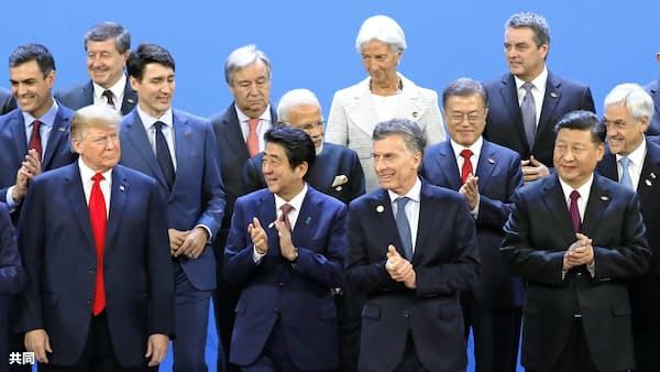 米中経済「分離」の懸念 アジアが引き裂かれる日