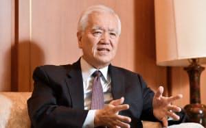 わたなべ・ひろし 1972年(昭47年)東大法卒、旧大蔵省(現財務省)入省。2004年7月~07年7月財務官。08年に日本政策金融公庫副総裁。13年に国際協力銀行総裁。16年10月から現職。東京都出身。69歳。
