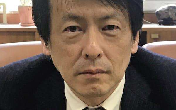 中部経産局の高橋淳局長