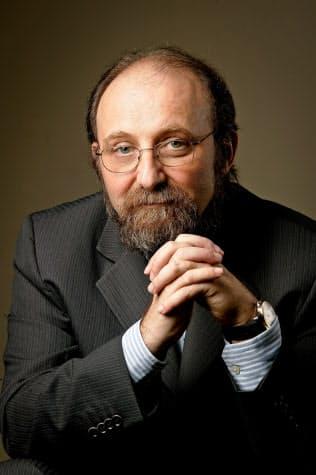 ブレイン・ネット研究の先駆者である米デューク大学のミゲル・ニコレリス教授
