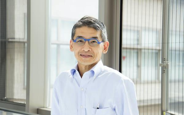 京都大iPS細胞研究所の江藤浩之教授