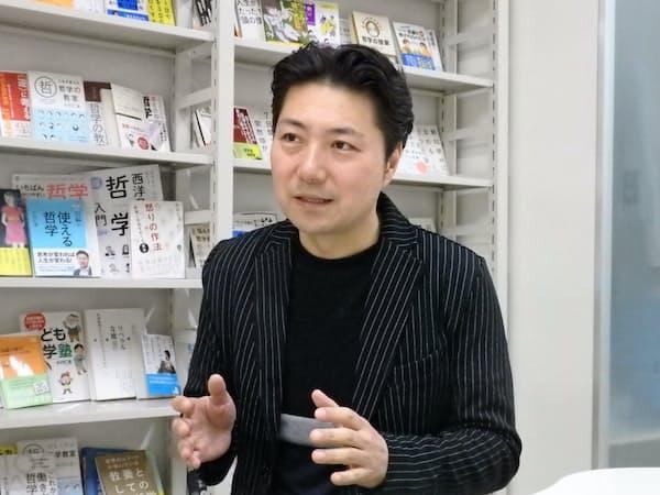 山口大・小川仁志准教授