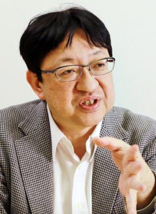 北野宏明・ソニーコンピュータサイエンス研究所所長