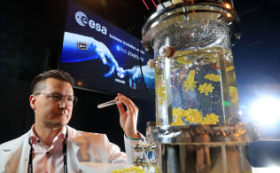 ソーラーフーズは空気と水からタンパク質を作り出す(フィンランド・ヘルシンキ)