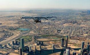 ヴィマナは通勤にも使える空飛ぶクルマを開発中(同社提供)