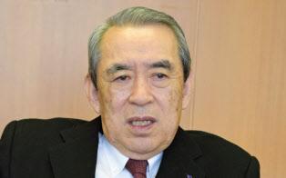 関経連の松本正義会長