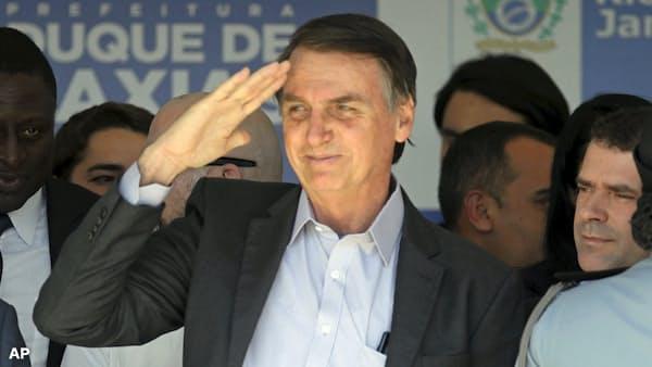 ブラジル新政権、多難な船出 経済改革、議会が壁