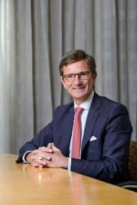 フィデリティ・インターナショナル ロマン・ブシェ・グローバル株式最高投資責任者(CIO)