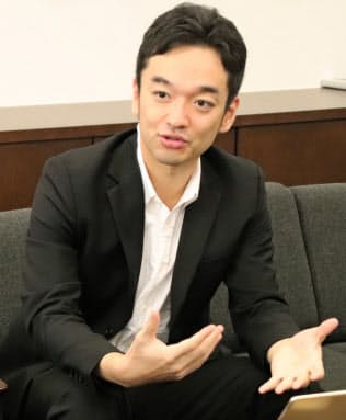 COMPASSの神野元基CEO