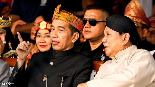 インドネシア大統領選 アジアへの影響は?