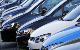 18年の英新車販売台数は5年ぶり低水準に=ロイター
