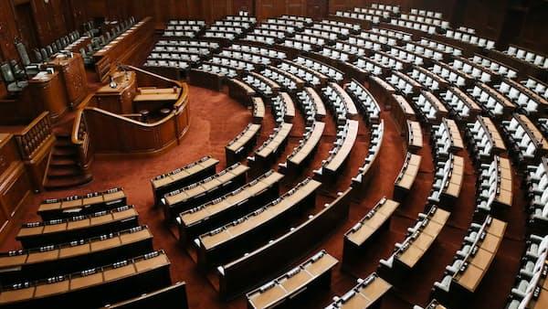 通常国会 法案絞る 政府・与党、参院選控え安全運転