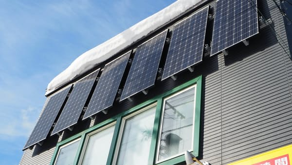 住宅太陽光の固定買い取り後、道内4万世帯分争奪戦に
