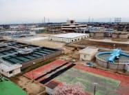 新潟県は約6万トンの放射性汚泥を保管している(保管場所の一つである新潟市の笹山浄水場)