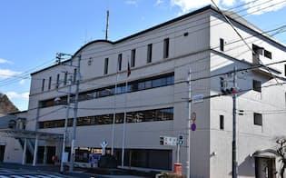 静岡県小山町は返礼品の見直しを進める(同町役場)
